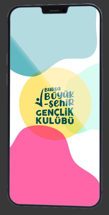 Bursa Büyükşehir Belediyesi Gençlik Kulübü Mobil Uygulama