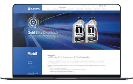 MAPA Web Tasarım