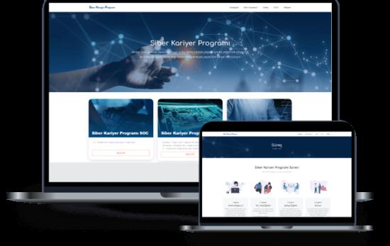 Siber Kariyer Web Tasarım