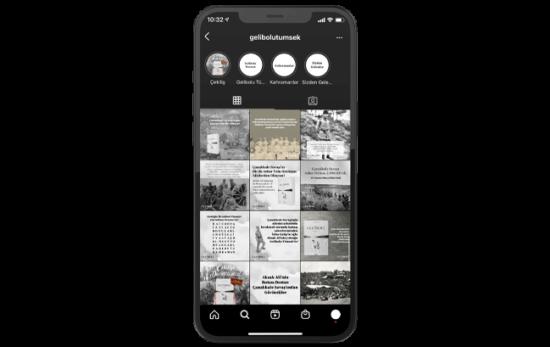 Gelibolu Tümsek Kitabı Sosyal Medya Yönetimi