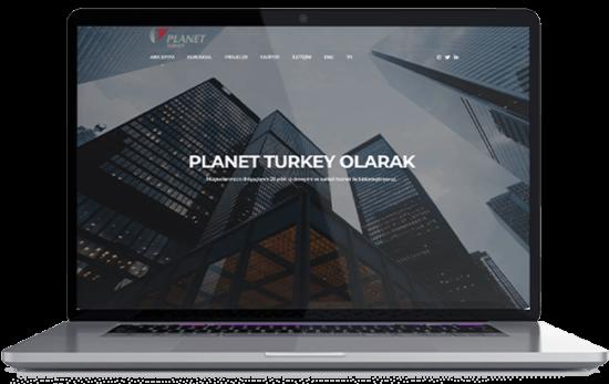 Planet Turkey Web Sitesi